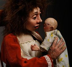 96 best puppets images on pinterest baby dolls papier mache and cashore marionettes freerunsca Choice Image