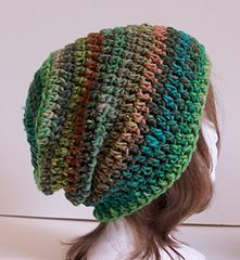 Ravelry: Outlier Slouchy Toque - Bulky Hat pattern by Kristina Olson