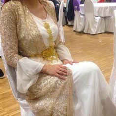 Beautiful festive Kurdish Dress.