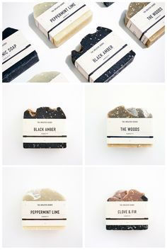 The Greater Goods Soap, Handmade in San Francisco by way of Brooklyn. Available on Young & Able