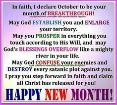193 best months images on pinterest in 2018 new month amen and new month happy new inspiration quotes seasons months birthday greetings good m4hsunfo