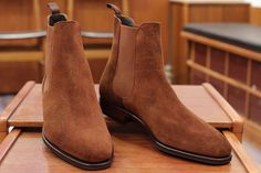 Chelsea Boots Brown