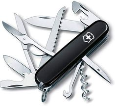 SHIVEXIM 12 in 1 Pocket Army Knife Camping Outdoor Stainless Steel Folding Pocket Knife Tool 1 Function Multi Utility Swiss Knife Swiss Army Pocket Knife, Folding Pocket Knife, Victorinox Swiss Army Knife, Engraved Pocket Knives, Bushcraft, Knives And Tools, Stainless Steel, Ebay, Pocket Knives