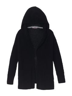 Hooded Cardi