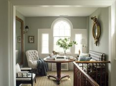 Pawleys Island Posh: New Traditional Sitting Area