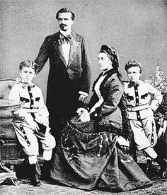 Eduard Strauss and your Family