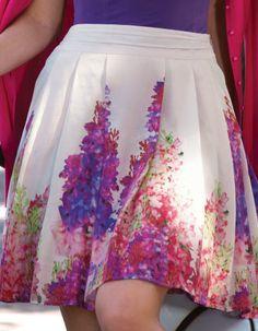 beautiful feminine skirt - just lovely!