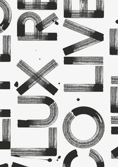 found by hedviggen ⚓️ on pinterest |illustration | typography | lines | graphic design | print | lettering | gfx | minimal | poster | art |