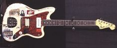 Sonic Youth Recover Stolen Guitars After 13 Years | thurston moores infamous stolen guitar