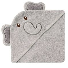 Find amazing Bearington Baby Lil' Spout Elephant Shaker Rattle, elephant gifts for your elephant lover. Great for any occasion! Grey Elephant, Elephant Print, Animals Kissing, Baby Animals, 10 Count, Baby Towel, Board Book, Baby Princess, Baby Warmer