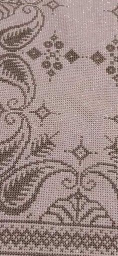 Cross Stitch, Rugs, Decor, Punto De Cruz, Dots, Embroidery, Farmhouse Rugs, Decoration, Seed Stitch