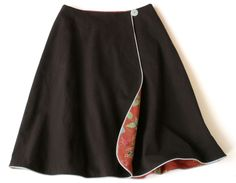 How-To: Sew a Reversible Skirt---@Tracy Stewart Musgrove
