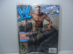 WWF / WWE Wrestling Magazine Issue March 2008 NEW NIP Batista #WWE