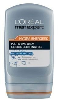 L`Oréal Paris Men Expert Hydra Energetic Previously called LOréal Paris Men Expert Hydra Energetic Hydrating Boost Post-Shave Balm. Who is LOréal Paris Men Expert Hydra Energetic Post-Shave Gel Ice-Cool Soothing Effect for? Busy lifest http://www.comparestoreprices.co.uk/mens-health-and-beauty/lorã©al-paris-men-expert-hydra-energetic.asp