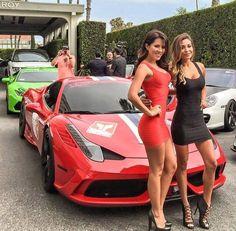Cars & Girls - Page : 1224 - Photos - Voitures de sport - FORUM Collections Auto Girls, Car Girls, Sexy Cars, Hot Cars, Maserati, Ferrari 458, Classy Women, Sexy Women, Volkswagen