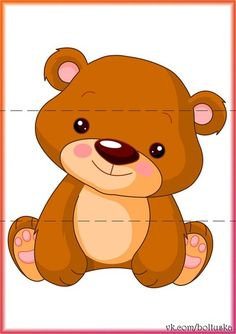 Photo about Fun zoo. Illustration of cute Bear. Illustration of baby, happiness, cheerful - 22846616 Bear Clipart, Bear Vector, Cute Clipart, Christmas Teddy Bear, Pretty Drawings, Bear Pictures, Bear Images, Image Fun, Cute Teddy Bears