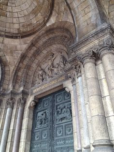 Basilica Sacre Coeur - Paris - Foto: Arquiteta Cláudia F. Ferreira