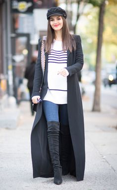 Victoria Justice from The Big Picture: Today's Hot Pics Fall fashionista! The actress looks cute during an outing in NYC.