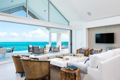 BE North Shore luxury villas in the Turks and Caicos, available for rentals November 2016.