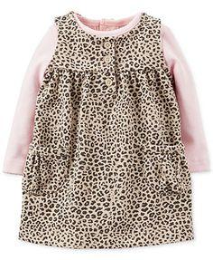 Carter's Baby Girls' 2-Piece Bodysuit & Jumper