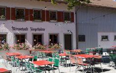 Wirtschaft zur Ziegelhütte | Brunch im Biergarten- Brunchlocation in Zürich Lokal, Business Events, My Heritage, Zurich, Places, Outdoor Decor, Switzerland, Restaurants, Home Decor