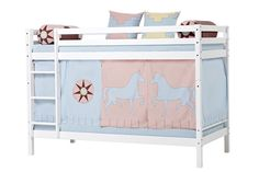 Basic Indian Girl Bunkbed by Hoppekids Girl Curtains, High Beds, Buy Bed, Indian Girls, Kids Furniture, Sofa Bed, Toy Chest, Storage Chest, Beautiful Homes