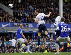 Everton 2-3 City: Match action