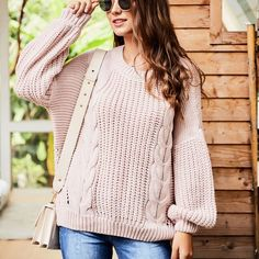 BeAvant Sexy back hollow out women pullover sweater Autumn winter lantern sleeve female sweater Casual twist ladies jumper 2019 Long Sweaters, Winter Sweaters, Pullover Sweaters, Oversized Sweaters, Jumpers For Women, Cardigans For Women, Knitting Designs, Sweater Fashion, Long Sleeve Sweater