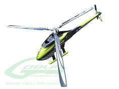 SAB Goblin 570 Helicopter Kit Kyle Stacy Edition SKU: SG577 #SAB #Goblin #Goblin570 #KyleStacy #Helicopter #Helidirect