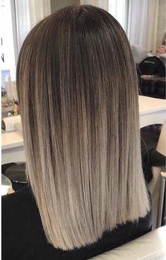 50 Hair Color Ideas For Short Hair - Color Inspirations for 2019 - With Hairstyl. - 50 Hair Color Ideas For Short Hair - Color Inspirations for 2019 - With Hairstyl. 50 Hair Color Ideas For Short Hair - Color Inspirations for 2019 - With Hairstyle. Ombre Hair Color, Hair Color Balayage, Hair Highlights, Bronze Highlights, Balayage Ombré, Brown Balayage, 50 Hair, Brown Blonde Hair, Ombré Blond