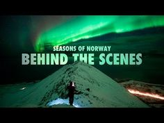 This timelapse shows Norway's beauty over four seasons in 8K - DIY Photography