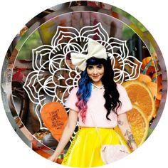 #MelanieMartinez #propics #mypic  #Orange  AllTheStarsTonight 🌃💎👅