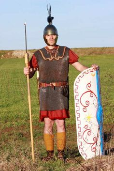 Princeps legionnaire Romain