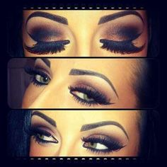 Love this..beautiful for green eyes