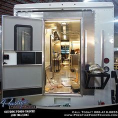 Progress picture for the Apollo Burgers Food Truck that we're building. They're being put into a brand new 2015 20ft freightliner diesel step van! #food #foodtruck #foodtrucks #business #orlando #florida #photooftheday #mobile #kitchen #equipment #cooking