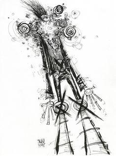 Chamber by Scottie Young // #xmen #generationX #comics