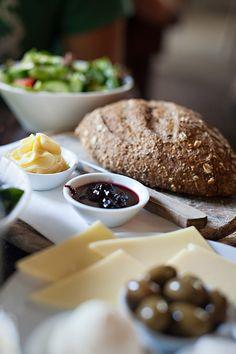 cheese + bread