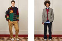 Tommy Hilfiger Autumn/Winter 2016 Men's Lookbook | FashionBeans.com