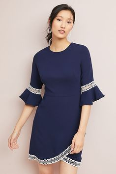Blue Caralee Dress
