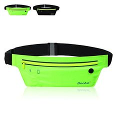 Becko Waterproof Race Belt / Waist Packs for Running / Durable Fanny Pack with Reflective Strip and Earphone Jack for Workouts, Running, Hiking, Sports & Outdoors - Fit for iPhone, HTC, Samsung, Motorola, LG, BlackBerry and Most Smartphones - Fluorescent Green Becko http://www.amazon.com/dp/B0118PHIZ0/ref=cm_sw_r_pi_dp_kRS0vb0KZSV84