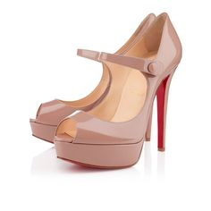 Buy New Arrival Christian Louboutin Bana Patent Leather Pumps Nude from Reliable New Arrival Christian Louboutin Bana Patent Leather Pumps Nude suppliers.Find Quality New Arrival Christian Louboutin Bana Patent Leather Pumps Nude and mor Pumps Nude, Peep Toe Pumps, Louboutin Pumps, Pumps Heels, Cheap Louboutins, Stilettos, Pink Pumps, Bas Sexy, Cheap Christian Louboutin
