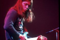 It's David Gilmour's birthday today - Here at Top 10 David Gilmour Pink Floyd Songs