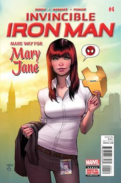 Invincible Iron Man #4 (Issue)