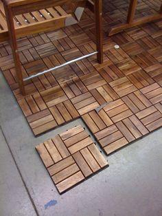 Good Exterior Ideas, Cool Ideas Of Outdoor Patio Floor Tiles With Interlocking  Wood Deck Tiles Floor