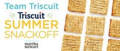 #TeamTriscuit | #Crowdtap | #Crowdtappers