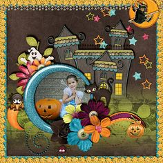 Just Us {October} by Wendy Tunison Designs at Ginger Scraps and Scraps N Pieces