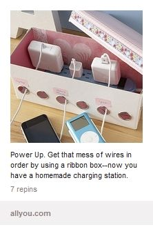 Homemade Charging Station- coolll