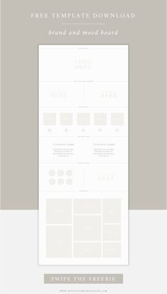 Brand Guidelines Template, Branding Template, Business Plan Template, Branding Design, Design Packaging, Logo Branding, Logos, Web Design, Graphic Design