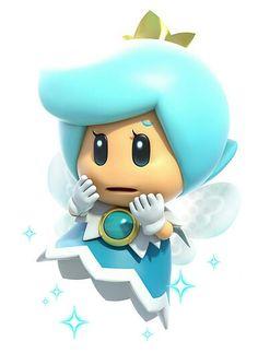 Light Blue Fairy - Characters  Art - Super Mario 3D World.jpg