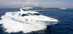 Majesty 63 - Boranova Denizcilik #yacht